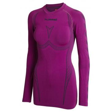 žensko aktivno perilo hummel Hero, majica z dolgimi rokavi