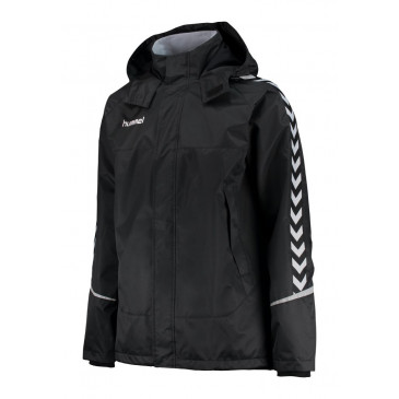 jakna s kapuco hummel AUTHENTIC CHARGE ALL-WEATHER