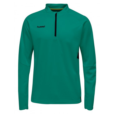 pulover hummel TECH MOVE HALF ZIP