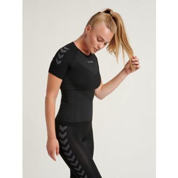 ženska aktivna kratka majica FIRST- aktivno perilo hummel