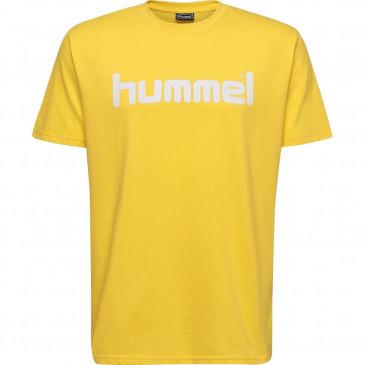 moška majica s kratkimi rokavi hummel GO COTTON LOGO