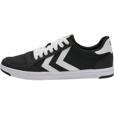 superge hummel SLIMMER STADIL DUO CANVAS Low