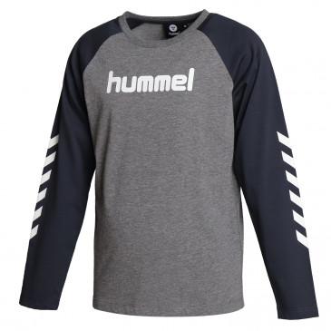 Dječja majica dugih rukava hummel HMLBOYS