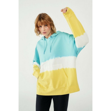 ženski pulover s kapuco hummel HMLMADELYN