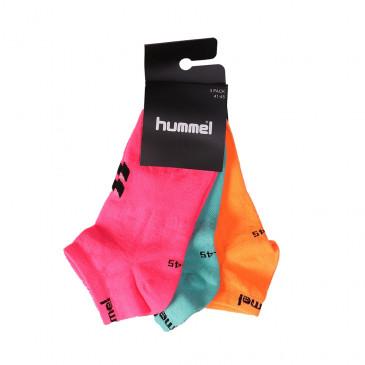 čarape hummel FUNDAMENTAL 3-pack, unisex