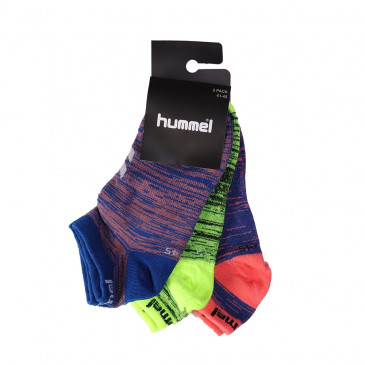 čarape hummel FUNDAMENTAL 3-pack, unisex