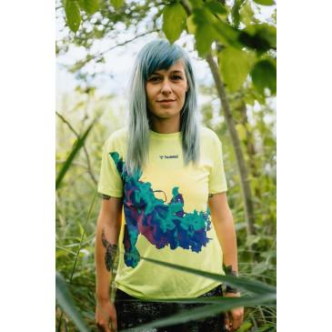 ženska majica s kratkimi rokavi HMLCAMI