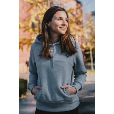 ženski pulover s kapuco hummel CLASSIC BEE VENUS