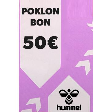 hummel poklon bon 50 eur