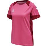 hmlLEAD S/S POLY JERSEY WOMEN - ženska dres majica