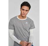 Muška majica s dugim rukavima HMLRASIA T-SHIRT L/S TEE