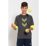 hmlARGUS T-SHIRT L/S TEE - dječja majica s dugim rukavima