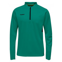 Dječja majica hummel TECH MOVE KIDS HALF ZIP