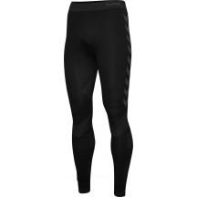 Muške aktivne duge hlače FIRST - aktivno rublje hummel