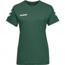 ženska majica s kratkimi rukavima hummel GO COTTON