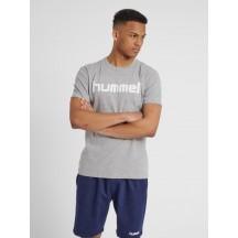 muška majica s kratkimi rukavima hummel GO COTTON LOGO