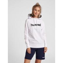 Ženska majica s kapuljačom hummel GO COTTON LOGO