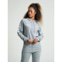 ženska majica s kapuljačom hummel GO COTTON