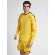 hmlAUTHENTIC POLY JERSEY L/S - muška dres majica dugih rukava
