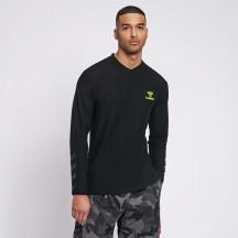 Muška majica s dugim rukavima hmlJAREL