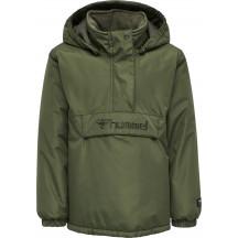 hmlCOZY HALF ZIP JACKET - dječja zimska jakna