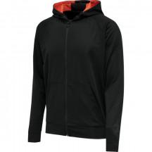hmlACTION ZIP HOODIE - muška zip majica s kapuljačom
