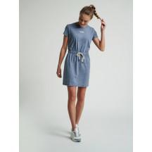 hmlZANDRA  DRESS - ženska haljina s kratkim rukavima