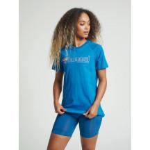 hmlZENIA T-SHIRT - ženska majica s kratkim rukavima