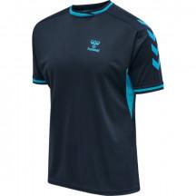 hmlACTION POLY JERSEY S/S - muška dres majica