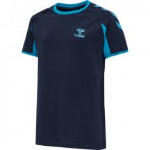 hmlACTION COTTON T-SHIRT KIDS - dječja majica s kratkim rukavima