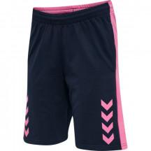hmlACTION COTTON SHORTS WOMAN - ženske kratke hlače