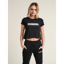 hmlLEGACY WOMAN CROPPED  - ženska majica s kratkim rukavima