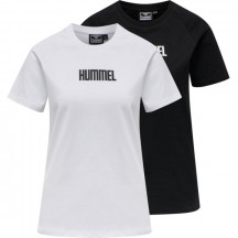 2-PACK hmlSIMONE T- SHIRT - ženska majica s kratkim rukavima