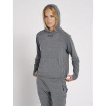 hmlZANDRA HOODIE - ženska majica s kapuljačom