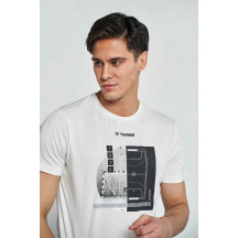 HMLSTEEGE T-SHIRT S/S TEE - muška majica s kratkim rukavima