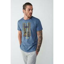 hmlHABITAT T-SHIRT - muška majica s kratkim rukavima