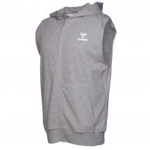 HMLRASMUS SLEEVELESS HOODIE - muški zip hoodie bez rukava