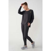 hmlCUENCA TAPERED PANTS - ženske hlače