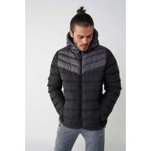 hmlTARSILO ZIP COAT - muška zimska jakna