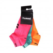 čarape hmlMIDI 3PK V1 SOCKS 3-pack, unisex
