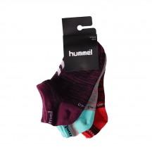 čarape hmlMIDI 3PK V3 SOCKS 3-pack, unisex