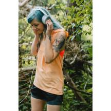 HMLGEFJUN TANK TOP - ženska majica bez rukava s kapuljačom