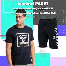 PAKET - muška kratka majica hmlSAM + kratke hlače hmlRAY 2.0