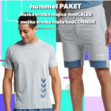 PAKET - muška kratka majica hmlCALEB + kratke hlače hmlCONNOR