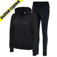 PAKET - ženski hoodie hmlNONI + hlače hmlNONI