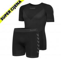 PAKET - muška aktivna majica kratkih rukava + kratke hlače GRATIS