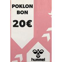 hummel poklon bon 20 eur