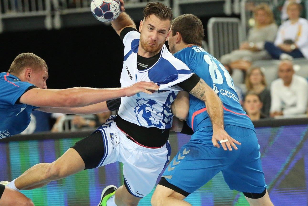 hanball sport play