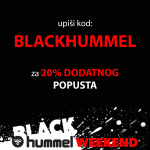 Dolazi hummel BLACK WEEKEND