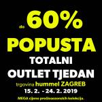 Total OUTLET TJEDAN @ hummel Zagreb